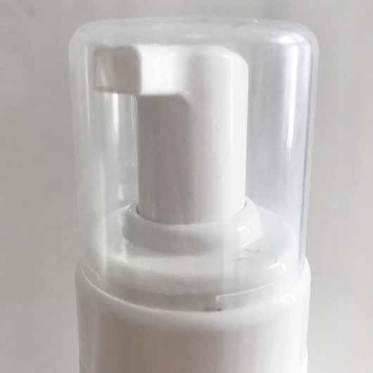 everdry Antibakterieller Gesichts-Reinigungsschaum - Dosieröffnung
