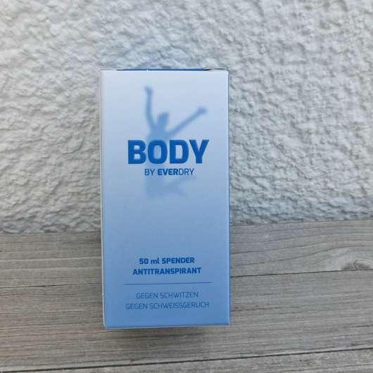 everdry Antitranspirant Body im Spender