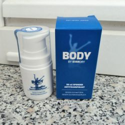 Produktbild zu everdry Antitranspirant Body im Spender