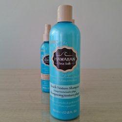Produktbild zu HASK Hawaiian Sea Salt Beach Texture Shampoo