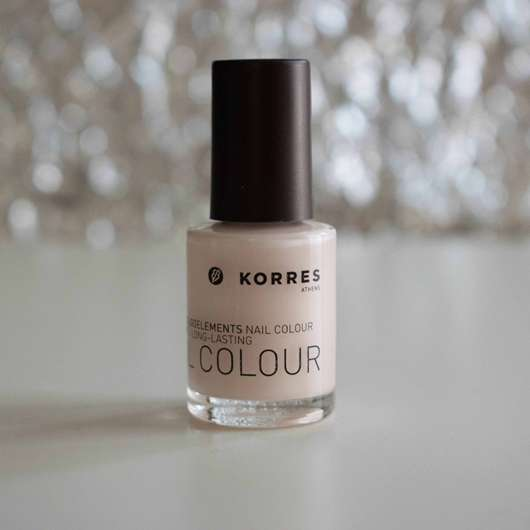 <strong>KORRES</strong> Myrrh & Oligoelements Nail Colour – Farbe: 04 Peony Pink