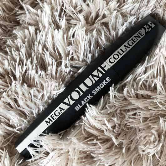 L'Oréal Paris Mega Volume Collagene 24H, Farbe: Black Smoke - Flakon
