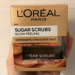 Produktbild zu L'ORÉAL PARiS Sugar Scrubs Glow Peeling