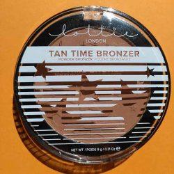 Produktbild zu Lottie London Tan Time Bronzer – Farbe: Light/Medium