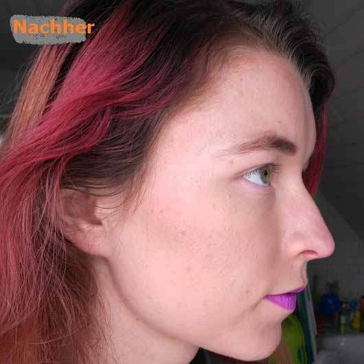 Lottie London Tan Time Bronzer, Farbe: Light/Medium - Gesicht mit Bronzer