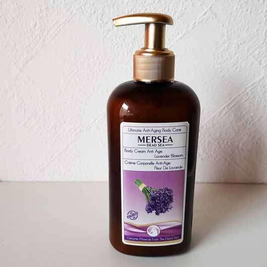 MERSEA DEAD SEA Body Creme Anti Age - Flasche