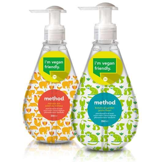 method Handseifen-Duo Mimosa Sun & Botanical Garden