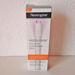 Produktbild zu Neutrogena Visibly Clear Anti-Akne Lichttherapie Stick