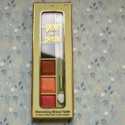 Produktbild zu Pixi Mesmerizing Mineral Palette – Farbe: Desert Sunset