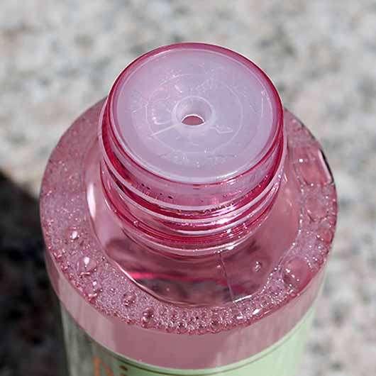 Pixi Rose Tonic - Öffnung