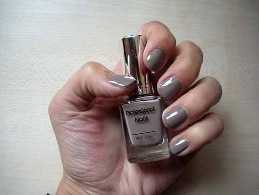 Rival de Loop Professional Nails Nagellack, Farbe: 05 - Farbe auf den Nägeln