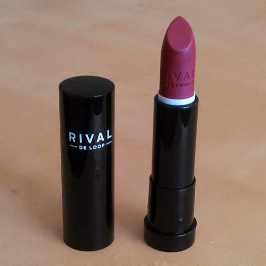 Rival de Loop Rival Silk'n Care Lipstick, Farbe: 02 - Lippenstift geöffnet und Stiftmine