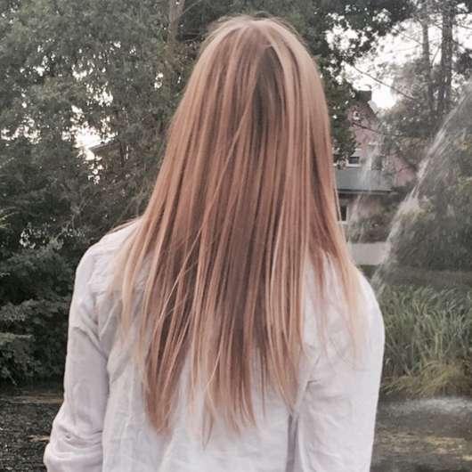 schwarzkopf blondierung für dunkles haar