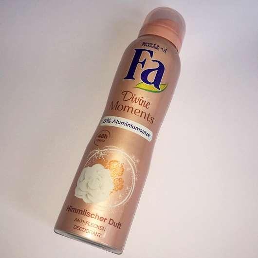 Fa Divine Moments Deodorant Spray