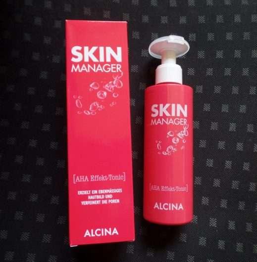 ALCINA Skin Manager AHA Effekt-Tonic