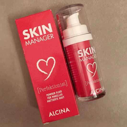 Alcina Skin Manager Perfektionist - Verpackung