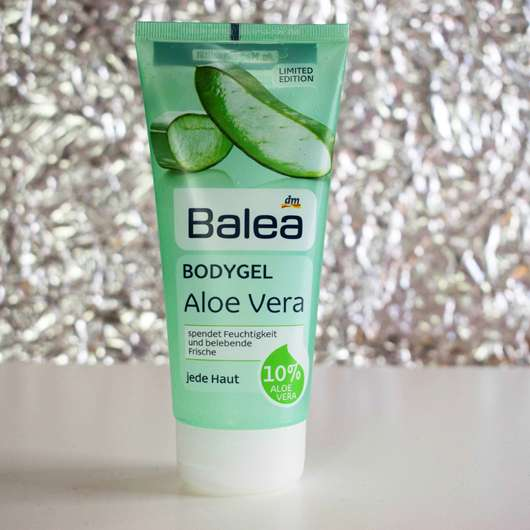 test body pflege balea bodygel aloe vera testbericht von lollililly. Black Bedroom Furniture Sets. Home Design Ideas