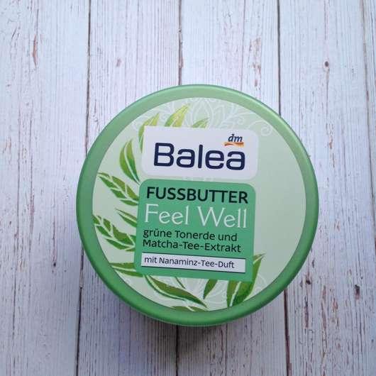 Balea Fussbutter Feel Well