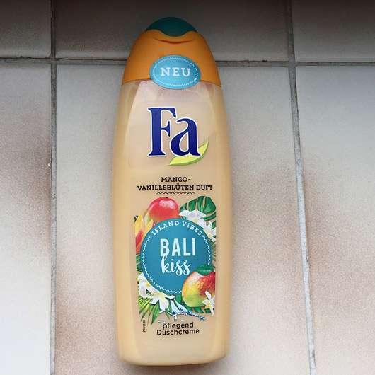 Fa Bali Kiss Duschcreme