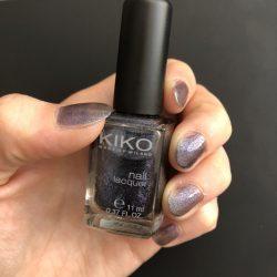 Produktbild zu KIKO Nail Lacquer – Farbe 524: Blue Multicolor