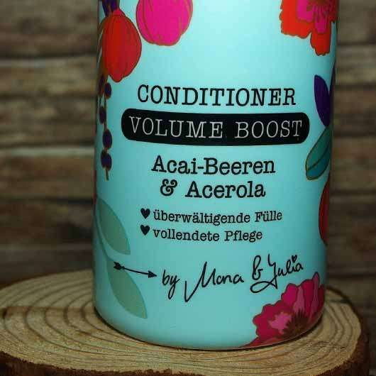 LANGHAARMÄDCHEN Volume Boost Conditioner- Details