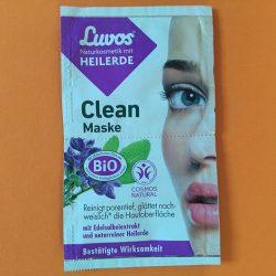 Produktbild zu Luvos Clean Maske
