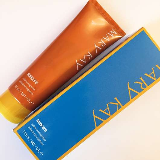 Mary Kay Subtle Tanning Lotion (LE)
