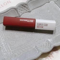 Produktbild zu Maybelline New York Super Stay Matte Ink Lipstick – Farbe: 50 Voyager