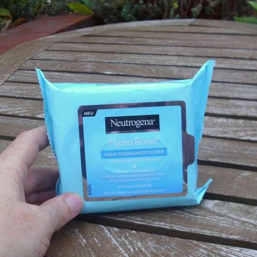 test reinigung neutrogena hydro boost aqua reinigungst cher testbericht von eixen0. Black Bedroom Furniture Sets. Home Design Ideas