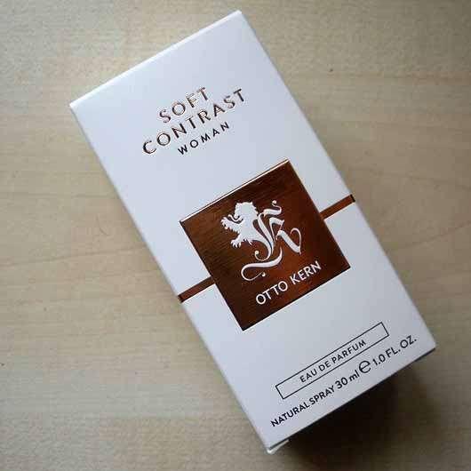 Otto Kern Soft Contrast Woman Eau de Parfum - Verpackung