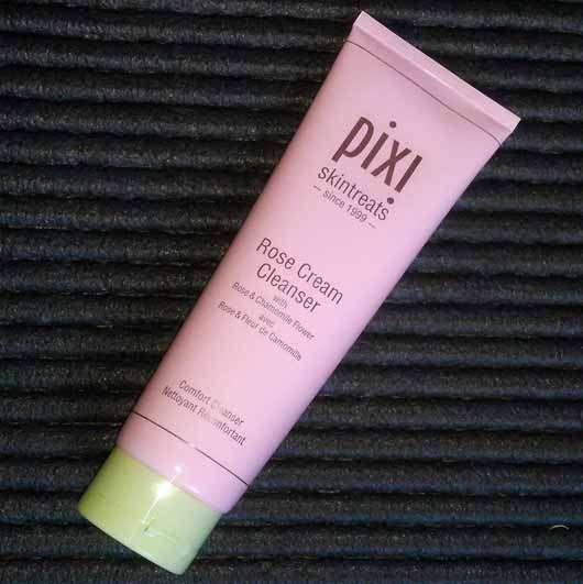Pixi Rose Cream Cleanser - Tube