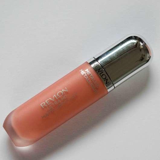 <strong>REVLON</strong> Ultra HD Matte Lipcolor Metallic - Farbe: 690 HD Gleam