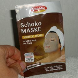 Produktbild zu Schaebens Schoko Maske Vollmilchschokolade