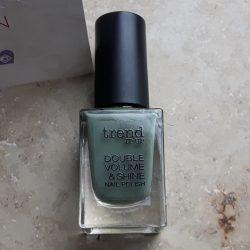 Produktbild zu trend IT UP Double Volume & Shine Nail Polish – Farbe: 510