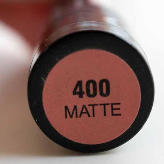 trend IT UP Ultra Matte Lipstick, Farbe: 400 - Farbaufkleber