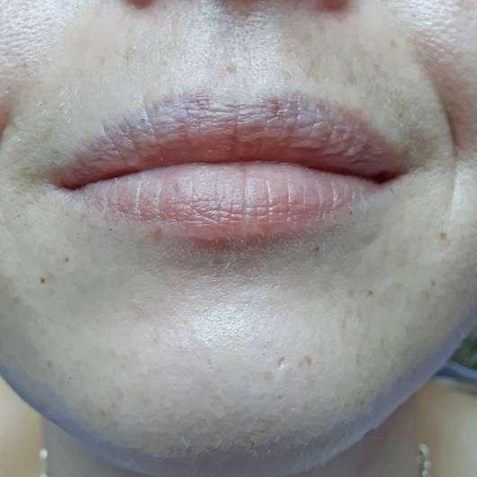 Farbe Nach Streichen Fleckig: Alverde Metallic Colors Lippenstift