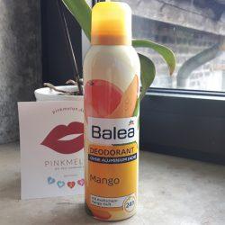 Produktbild zu Balea Deodorant Mango