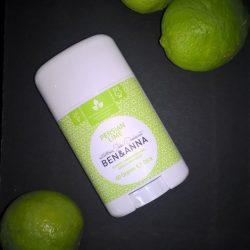 Produktbild zu Ben & Anna Deodorant Stick Persian Lime