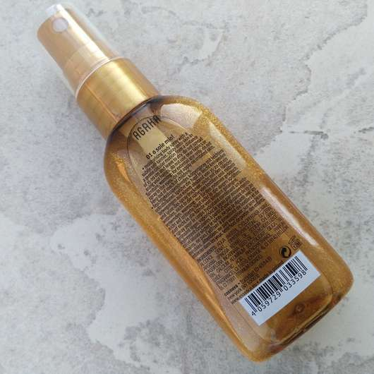essence kisses from italy sunkissed mini body spray - 01 o sole mio! (LE)