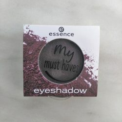 Produktbild zu essence my must haves eyeshadow – Farbe: 18 black as a berry