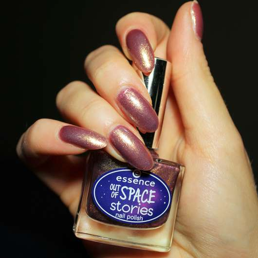 Essence Gel Nail Polish Space Queen: Essence Out Of Space Stories Nail Polish