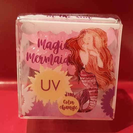 invisibobble ORIGINAL Mermaid Collection, Farbe: Coral Cha-Cha (LE)