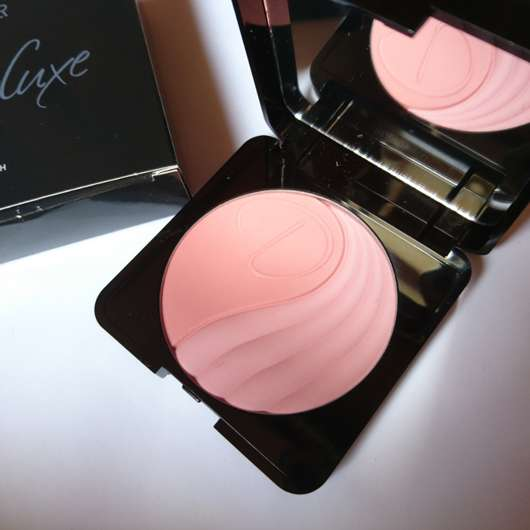 LR Deluxe Perfect Powder Blush, Farbe: 01 Ruddy Rose