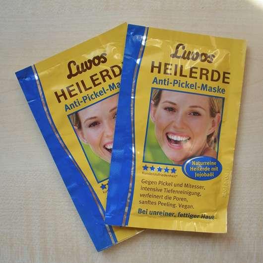 Luvos Heilerde Anti-Pickel-Maske