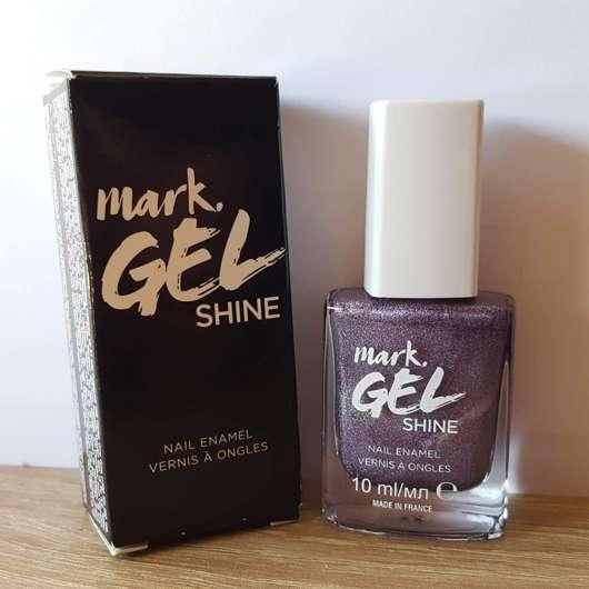 mark. by AVON Gel Shine Nagellack, Farbe: Futurist