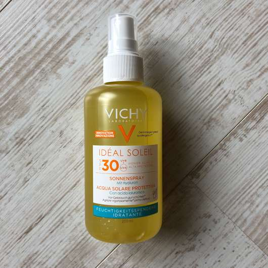 VICHY IDEAL SOLEIL Sonnenspray mit Hyaluron LSF 30