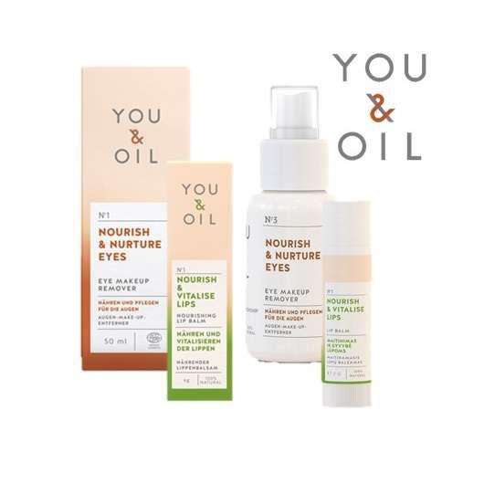 YOU&OIL Gesichtspflege Sets zu gewinnen