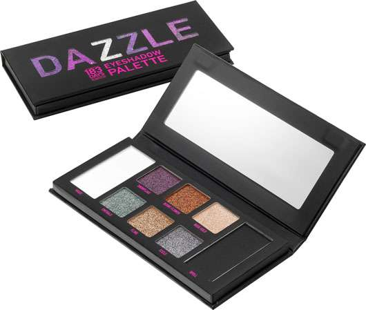 183 DAYS Dazzle Eyeshadow Palette