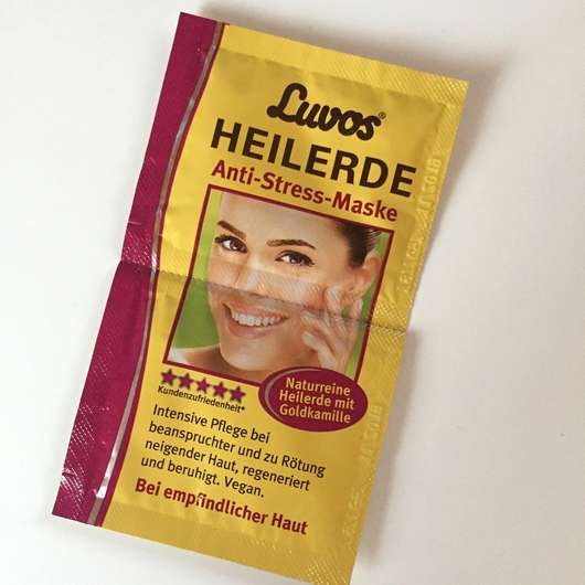 <strong>Luvos</strong> Heilerde Anti-Stress-Maske