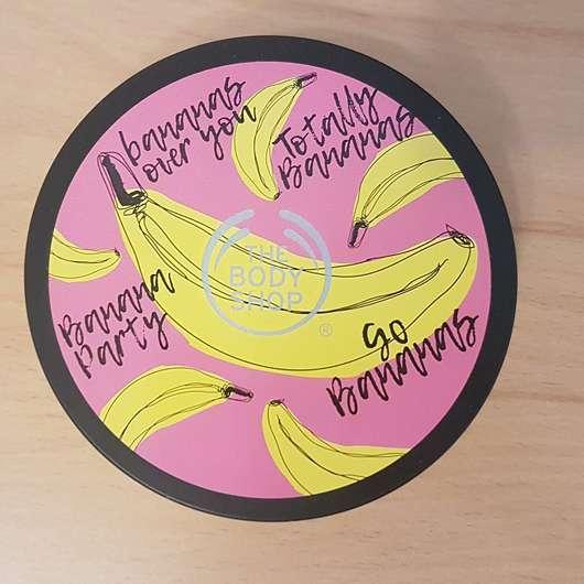 The Body Shop Banana Body Butter (LE)